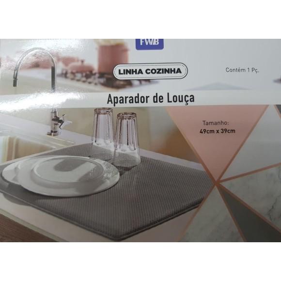 APARADOR DE LOUÇA TECIDO 49X39CM