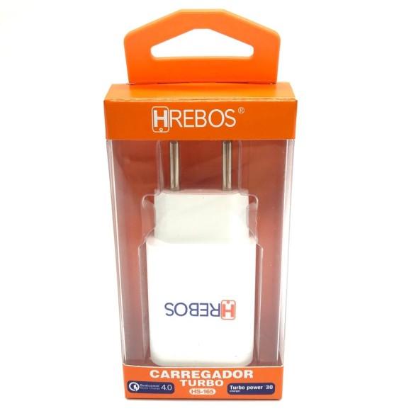 CARREGADOR USB 6.0A QUALCOMM 4.0
