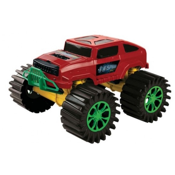 CARRO JEEP MONSTER CLAY 37CM